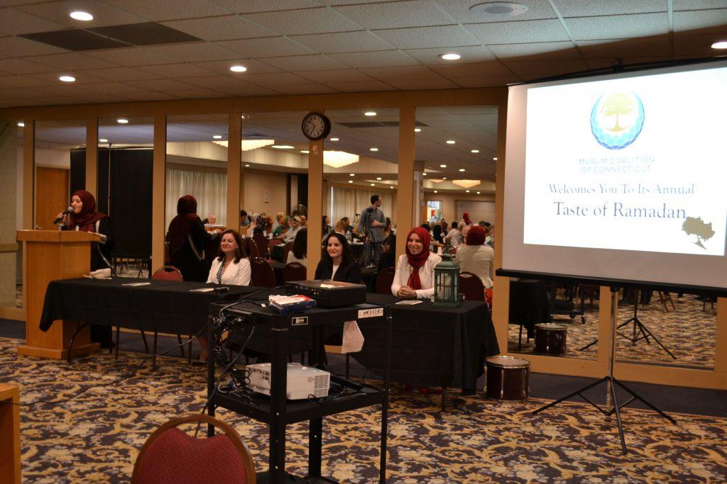 Panel Speakers at at Taste of Ramadan interfaith event