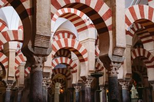 different faiths influencing sacral architecture