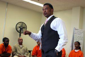 prison chaplain